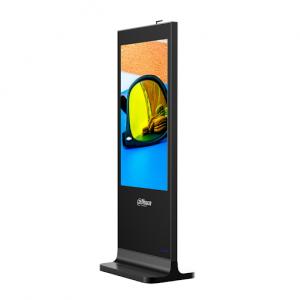 "55"" Floor Standing Digital Signage Display"