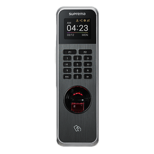 Suprema BioLite N2 is an outdoor fingerprint terminal for Access Control