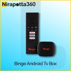 Binge Android Tv Box Price In Bangladesh
