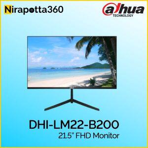 DHI-LM22-B200 21.5'' FHD Monitor Price In Bangladesh