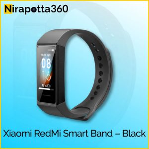 Xiaomi RedMi Smart Band – Black Price In Bangladesh