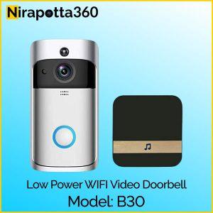 Low Power WIFI Video Doorbell Price In Bangladesh