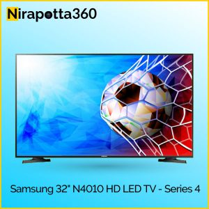 "Samsung 32"" N4010 HD LED TV - Series 4 Price In Bangladesh"