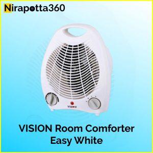VISION Room Comforter - Easy White