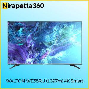 WALTON WE55RU (1.397m) 4K Smart