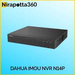 DAHUA IMOU NVR N14P