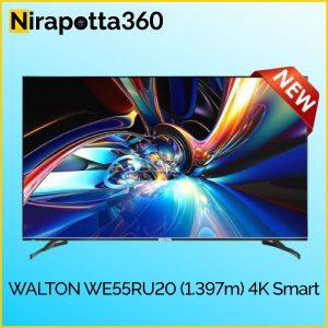 WALTON WE55RU20 (1.397m) 4K Smart